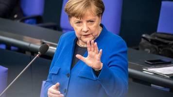 News zur Coronavirus-Pandemie: Angela Merkel: Werden kommende Woche Konjunkturprogramm beschließen