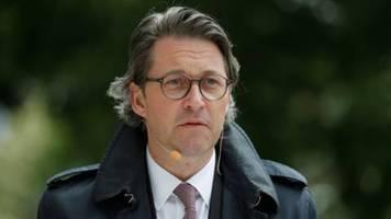 Scheuer schlägt Konjunkturpaket Zukunft Mobilität für 28 Milliarden Euro vor
