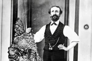 Neuer Bildband: Bernhard Holtermann – der Hamburger mit dem Goldklumpen