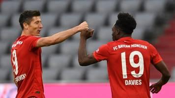 FC Bayern siegt problemlos gegen Fortuna Düsseldorf