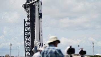 SpaceX-Rakete hebt heute ab: Den Start hier im Livestream sehen