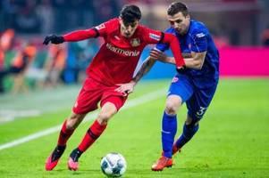 DFB-Pokal: Saarbrücken - Bayer Leverkusen live im TV und Stream