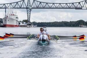 Deutschland-Achter trainiert ab Dienstag wieder auf Wasser