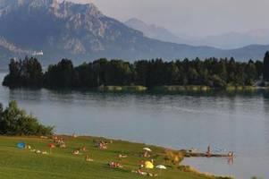 Bayern: Hotels, Schlösser und Ausflugsdampfer nehmen Betrieb auf