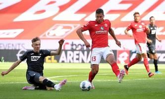 Hoffenheim zieht im Kampf um Europacup mit Wolfsburg gleich