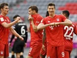 FC Bayern: Voll auf Spannung