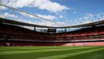 Fußball: Premier League darf Saison fortsetzen