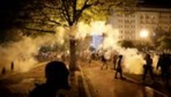 George Floyd: Proteste in den USA weiten sich aus