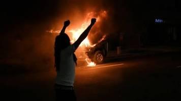 Proteste gegen Rassismus in den USA weiten sich aufs ganze Land aus
