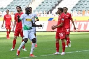 Bundesliga: Unions Sieglos-Serie findet in Gladbach kein Ende