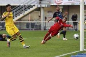 Bundesliga: BVB besteht den Charaktertest – drei Tore von Sancho