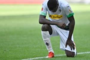 Bundesliga: Gladbach-Sieggarant Thuram setzt Zeichen für George Floyd