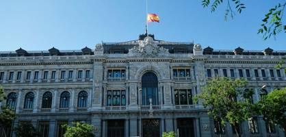 Spanien kündigt zehntägige Staatstrauer an