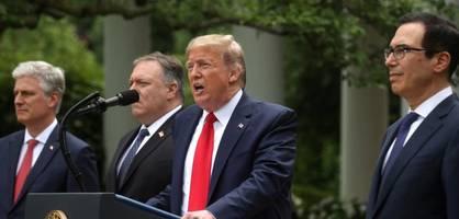 Trump will Antifa als Terrororganisation einstufen