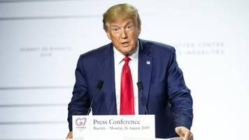 Donald Trumps G7-Vorstoß: So reagieren andere Staaten