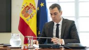 Ausnahmezustand in Spanien: Letzte Verlängerung