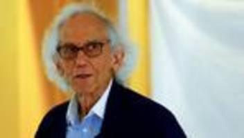 Christo und Jeanne-Claude: Verhüllungskünstler Christo ist tot