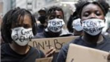 US-Polizeigewalt : Autopsie bestätigt Erstickungstod von George Floyd