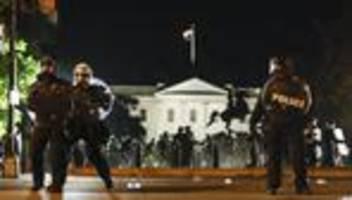 USA: Proteste gegen Polizeigewalt halten an