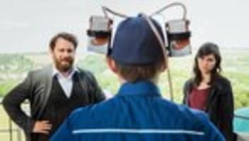 Tatort Weimar: Die können was am Rost