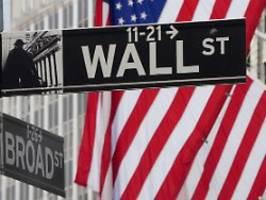 Unsicherheit durch Unruhen: Dow Jones quält sich zu kleinem Plus