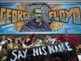 Autopsie veröffentlicht – George Floyd starb an einer Erstickung