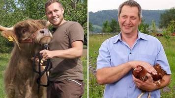 Start der neuen Staffel: Rinderzüchter, Pferdewirt, Geflügelbauer: Das sind die Kandidaten bei Bauer sucht Frau