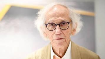 Trauer: Die Verhüllung des Berliner Reichstags machte ihn berühmt: Künstler Christo ist tot