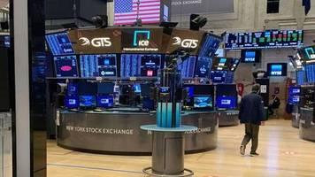 Dow Jones, S&P 500, Nasdaq: Wichtigste US-Aktienindizes: Weiter im Kriechgang nach vorn