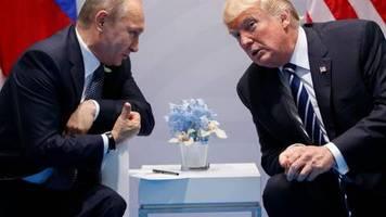 «Format hat sich überholt»: G7-Gipfel in der Schwebe: Trump will Putin dabeihaben