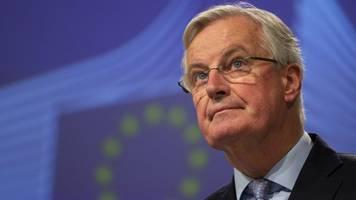 beziehung london-brüssel: neue brexit-verhandlungsrunde startet mit vorwürfen