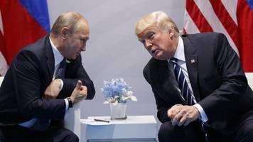 Format hat sich überholt - G7-Gipfel in der Schwebe: Trump will Putin dabeihaben