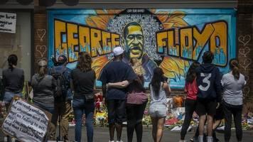 Nach Tod von George Floyd: USA kommen nicht zur Ruhe - Proteste dauern an