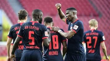 29. Spieltag: Leipzig nach Sieg in Köln wieder Dritter