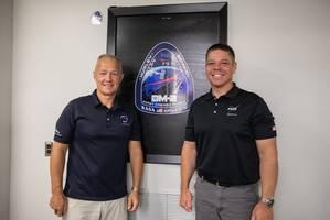 """""""Crew Dragon"""": Erste bemannte Raumkapsel von SpaceX erreicht ISS"""