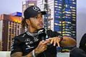 """Gerechtigkeit für George Floyd - Hamilton kritisiert Schweigen in """"weißer"""" Formel 1 - Bundesliga-Stars setzen Zeichen"""