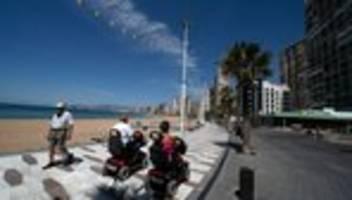 Covid-19 in Spanien: Spanien meldet erstmals seit Corona-Ausbruch keine neuen Todesopfer