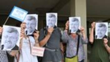 Mordfall Walter Lübcke: Soll ich bleiben?