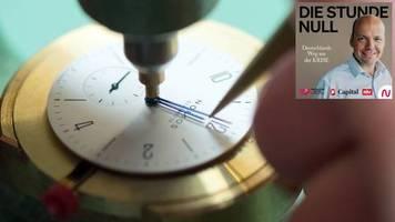 Die Stunde Null: Uhrenhersteller in der Corona-Krise: Das Thema Luxus hat Pause