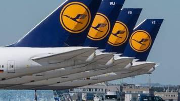 lufthansa: pilotengewerkschaft: rettungspaket «alternativlos»