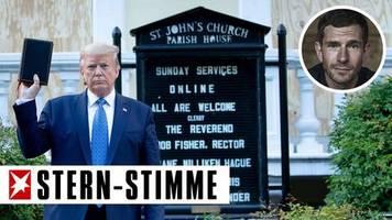 M. Beisenherz: Sorry, ich bin privat hier: Walk with us - über Trump, George Floyd und den schweren Gang aus der Krise