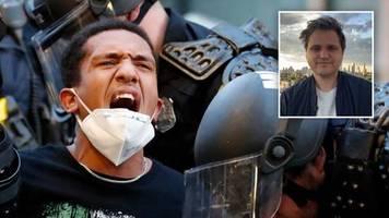 Proteste in den USA: Rassismus, Ungerechtigkeit und Polizeigewalt – stern-Korrespondent berichtet aus New York