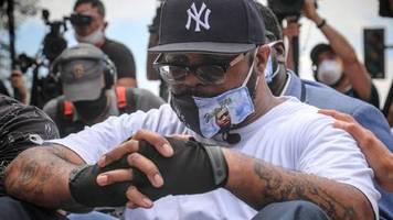 Rassismus und Polizeigewalt: George Floyds Bruder mahnt zu friedlichem Protest: So werden wir sie schlagen!