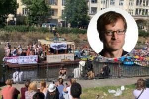 Kommentar: Das Party-Volk versenkt die Verantwortung im Landwehrkanal