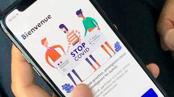 Kein Schnittstellen-Support: Frankreich startet Corona-Warn-App «StopCovid»