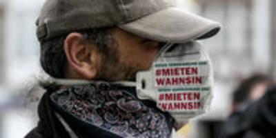 Mietstreik in Berlin: Da streikt sich was zusammen