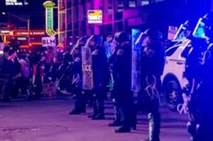 Newsblog: Proteste in den USA: Präsident Trump will Militär einsetzen