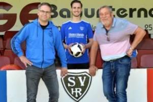 Fussball: SV Halstenbek-Rellingen verpflichtet Pascal Haase