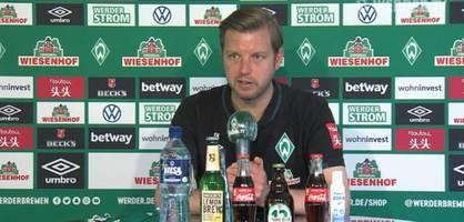 Das sagt Florian Kohfeldt vor dem Nachholspiel gegen Frankfurt
