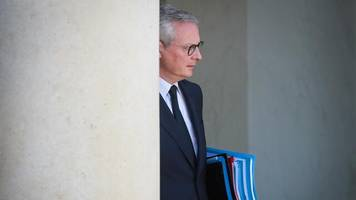 Coronakrise: Minister Le Maire: Frankreichs Wirtschaft schrumpft 2020 um elf Prozent
